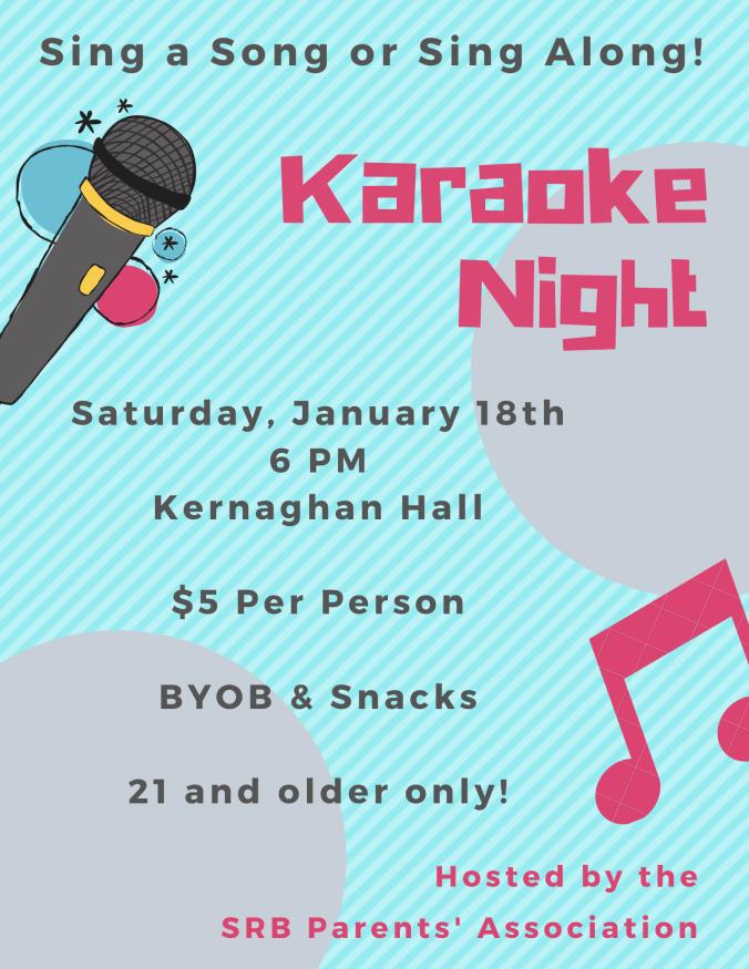 SRB Karaoke Night