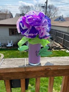 Nicholas' Lenten Flower