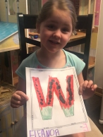 W is for watermelon activity