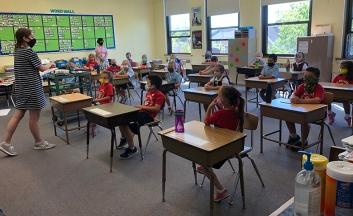 First gradeSM