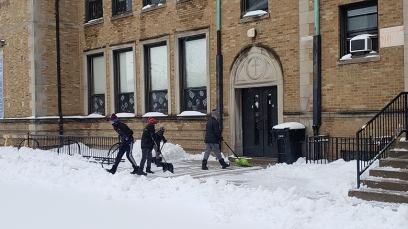 student shovelers2