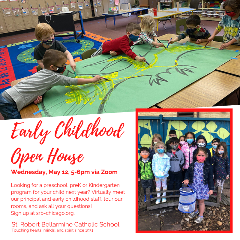 SRB Early Childhood Open House white