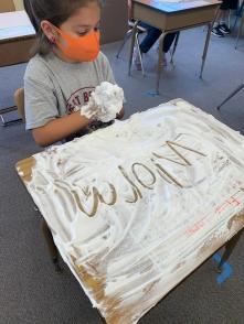first grade whip cream2